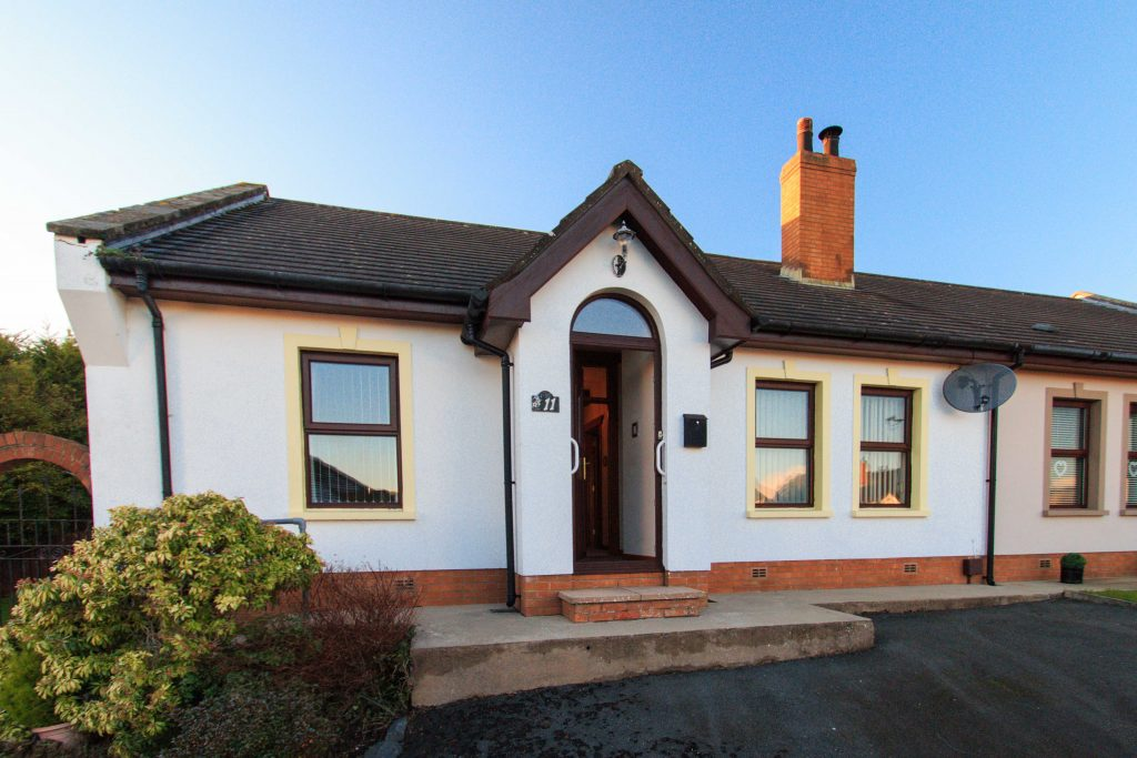 11 Old Forge Park, Newtownards